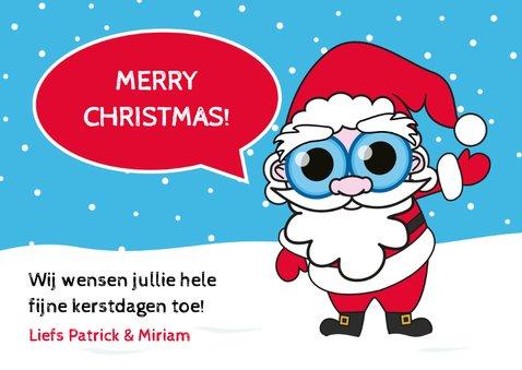 Kerstkaart - Kerstman - MG 3