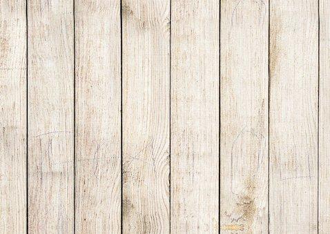 Lentefeest kaart met hout - DH 2