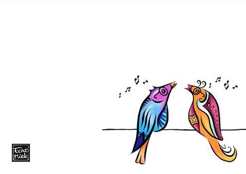 Opa en Oma - vogels 3