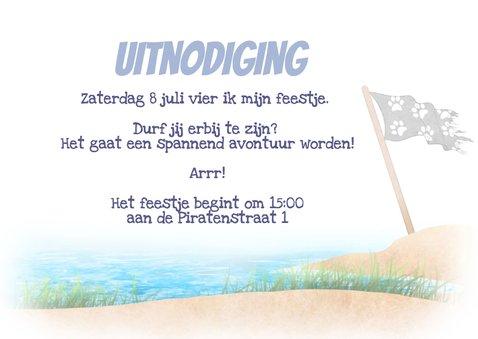 Piratenfeestje Chiwowy 3