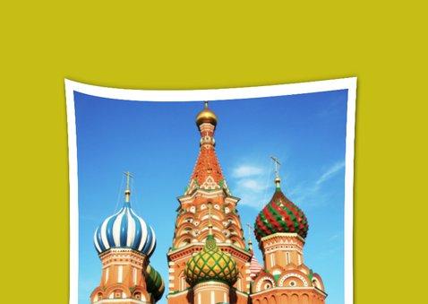 Vakantie Moskou - SG 2