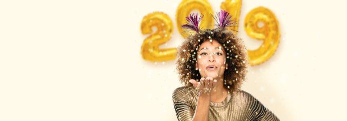 Nieuwjaarskaarten voor de mooiste wensen!