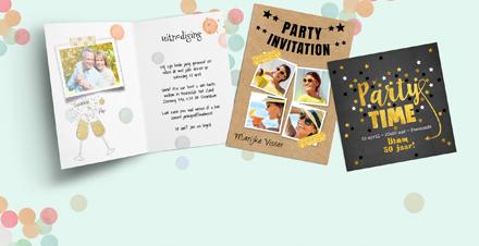 Uitnodiging maken