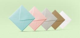 Enveloppen bestellen