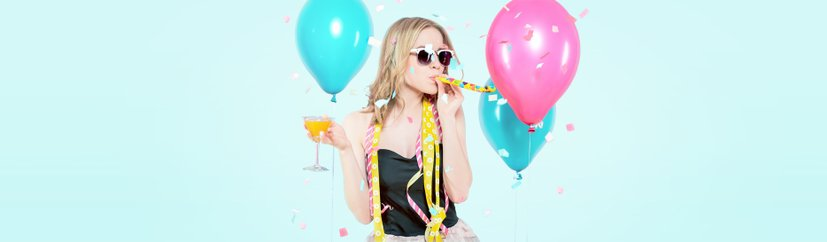 Feliciteren is ook een feestje!