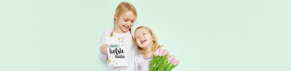 Moeders zijn gek op een kaartje!